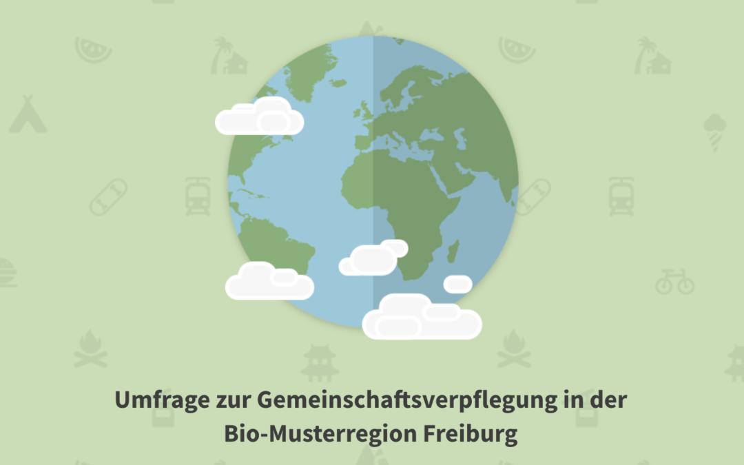 Gemeinschaftsverpflegung in der Bio-Musterregion Freiburg